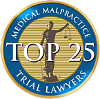 Medical Malpractice Trial Lawyers - Top 25
